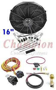 Fan Relay Kit 16 Electric Champion Cooling Systems Ca