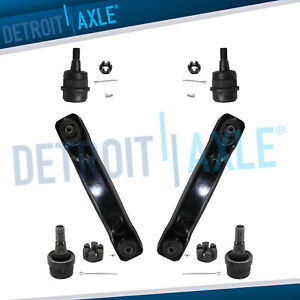 For 1999 2004 Jeep Grand Cherokee Front Lower Control Arm Upper Lower Ball Joint