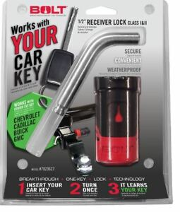 Bolt Locks Strattec Security 7023627 Trailer Hitch Pin