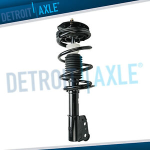 New Front Left Right Complete Strut W Spring Mount Quick Assembly Chevy Olds