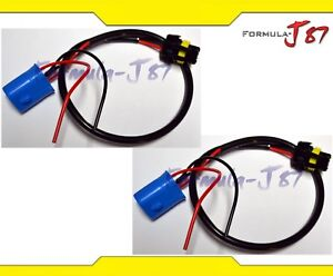 Wire Hid Ballast Kit Xenon 9007 Hb5 Two Harness Head Light Dual Beam Power Cable