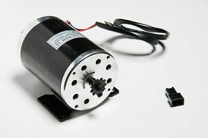35 10t Sprocket 1000 W 48v Dc Electric Brush Motor Zy1020 W Base F Gokart