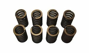 New Set Of High Quality Single Coil Valve Springs 1972 1980 Mgb 18v Made In Uk