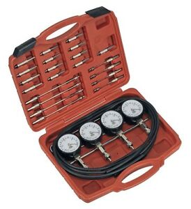 Fast Delivery Advanced Motorcycle Carburettor Synchronizer Balancer Tool Kit