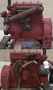 Waukesha Engine Good Running Vrg155 4 Cyl Gas S n 337351 Cntrl Cmy0912gr