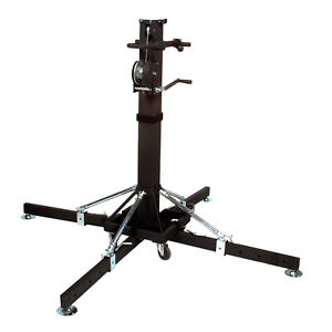 Global Truss St 180 Extra Heavy Duty Dj Lighting Crank Stand Tower Lifter