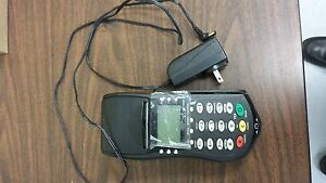 Hypercom 4205 Credit Card Machine