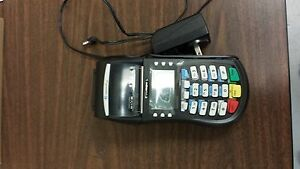 Hypercom 4220 Credit Card Machine