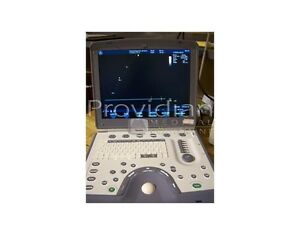 Ge Vivid I Portable Ultrasound With 3s rs 8l rs Cardiac vascular Transducers