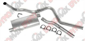 Dynomax 17450 Super Turbo Cat Back System Exhaust System Kit