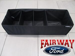 07 Thru 19 Escape Oem Genuine Ford Parts Large Soft Sided Cargo Organizer New