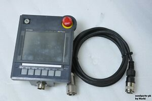 Mitsubishi Gt1155hs qsbd Graphic Operation Terminal Tested Working