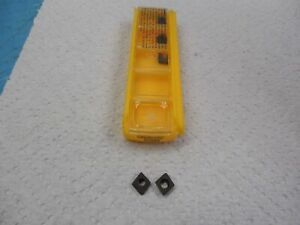 5pcs New Kennametal Cpgm 2152 Cpgt 06 02 08k Kc935 Carbide Inserts Metalworking