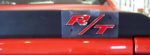 Dodge Challenger R t Emblem 2009 2010 Oem New Nameplate Mopar Part