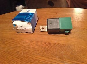 1988 Ford Tempo Topaz Fuel Pump Relay New Oem Original Ford