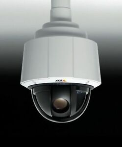 Sealed In Box Axis Q6035 Ptz 1080p Dome Network Camera