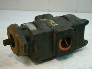 Commercial Intertech Hydraulic Pump N0701 1763 327 9122 003
