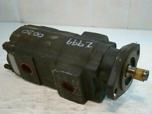 Commercial Intertech Hydraulic Pump N0301 3417 313 9320 142
