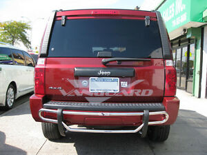 Vanguard 06 10 Jeep Commander Rear Bumper Protector Guard Double Tube S S