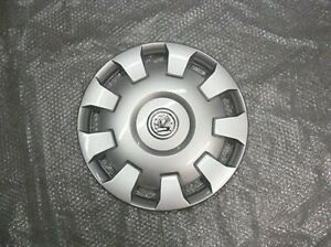 Vauxhall Astra G Hub Cap Cover Flush Genuine New 98 04