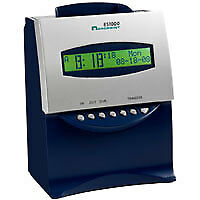 Acroprint Es1000 Self Calculating Time Recorder