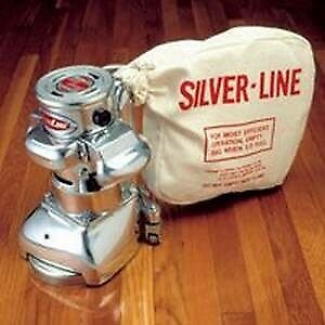 Essex Silver Line Sl 7 Corded Floor Edger With Hook And Loop 115 V 1 5 Hp 360