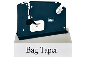 Poly Bags Sealer Taper Dispenser For 3 8 Bag Tapes 2 Count Free Shipping