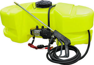 Ag South Gold Sc25 ss gtsw ns Spot Sprayer 25 Gal Polyethylene Tank