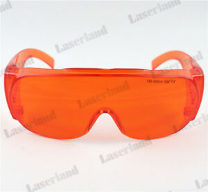 Laser Goggles Protective 200 540nm 532nm Od6 Green Eyewear Glasses Ce Safety