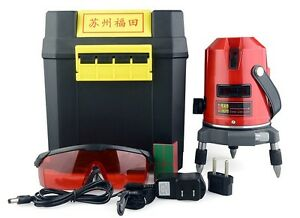 Discount 5 Lines 3 Points Laser Level professional Laser Level 360 Rotary