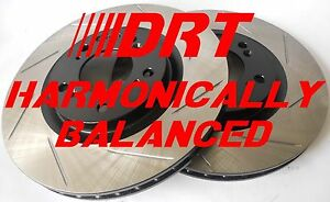 Fits Infiniti 03 13 Fx35 Fx47 Fx37 Harmonically Balanced Brake Rotors Rear
