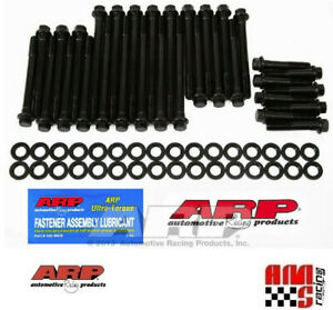 Arp 135 3606 Bb Chevy Mark Iv Block W brodix 2 4 Canfield World Head Bolt Kit