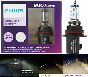 Philips X Treme Vision 9007 Hb5 65 55w Two Bulb Head Light High Low Beam Upgrade