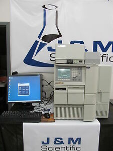 Waters 2695 Hplc System With 2996 Pda Detector