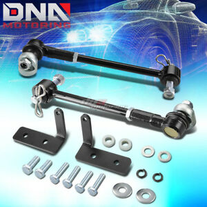 4 6 offroad Lift Front Sway Bar Link Quick Disconnect For 84 01 Jeep Cherokee Xj