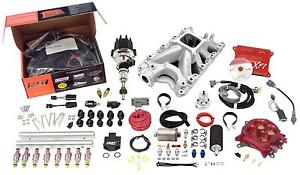 Fast Xfi 3035351 05 Ford Sbf 351w Multi Port Efi Fuel Injection Kit System