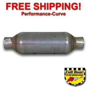 2 5 Performance Muffler 2 Chamber 5 Round Aggressive Full Boar