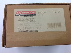Maytag Y307296 Commercial 307296 Coin Op Clothes Dryer 3 7296 Timer Ap4294066