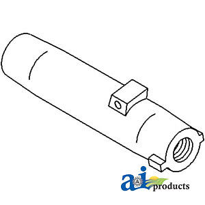 Compatible With John Deere Center Link Body R47067 7520 7020 6030 5020 sn 0281