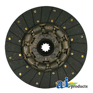 Compatible With John Deere Clutch Disc rockford At160474 455d 450e s n 720888