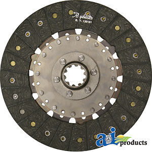 John Deere Parts Clutch Driven Plate An278891 330 320 Mt Mi Mc M Mc