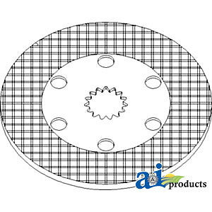 John Deere Parts Disc Brake Re186965 7920 7820 7815 7810 7800 7720 7715 7710 770