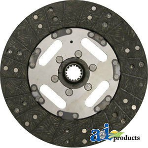 John Deere Parts Clutch Disc rockford Re29882 920 830 3 Cyl 820 3 Cyl