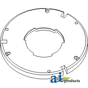 Compatible With John Deere Clutch Plate R57330 4760 4755 4650 4640 4630 4560 455