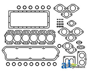 Compatible With John Deere Gasket Head R78513 772a 6 531t 6cyl Eng 770a 6 53