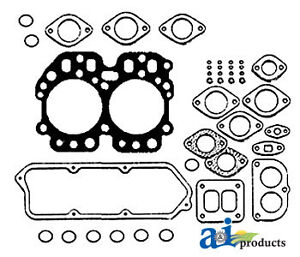 John Deere Parts Gasket Set Overhaul Ogs190 50 w Single Induction Carburetio