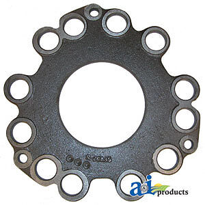 Compatible With John Deere Jd Plate Smooth R26835 3010