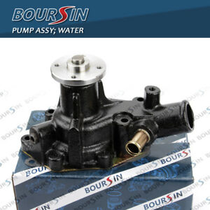 Water Pump For Isuzu Npr Nqr Gmc Chevy W Series 4bd1 4bd2 Turbo Diesel 3 9l