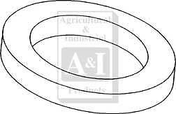 John Deere Parts Oil Seal Al68616 3650 3640 3350 3140 40000 3050 3040 4500