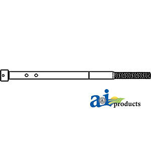 Compatible With John Deere Rod Lift R27712 3020 s n 122999 3010